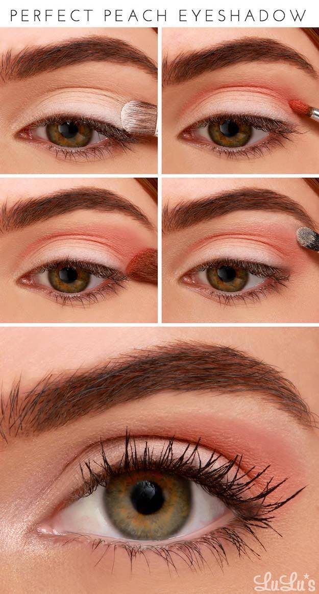 The perfect eye makeup