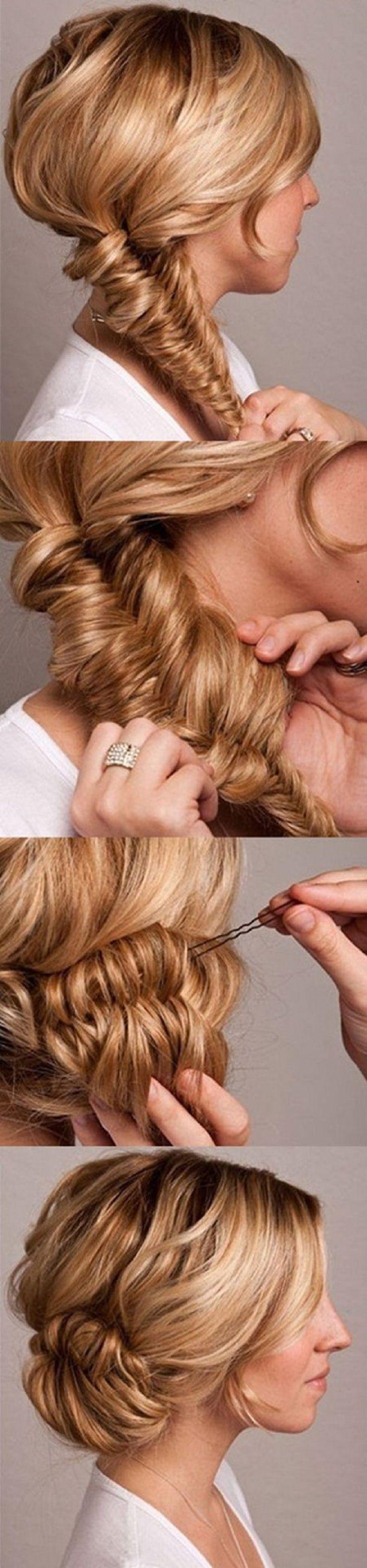 Прически на средние волосы с гофре своими руками
