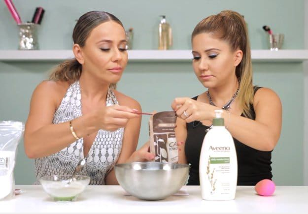 Add the Cacao powder | High Coverage DIY Foundation | Makeup Tutorials Save Up G...