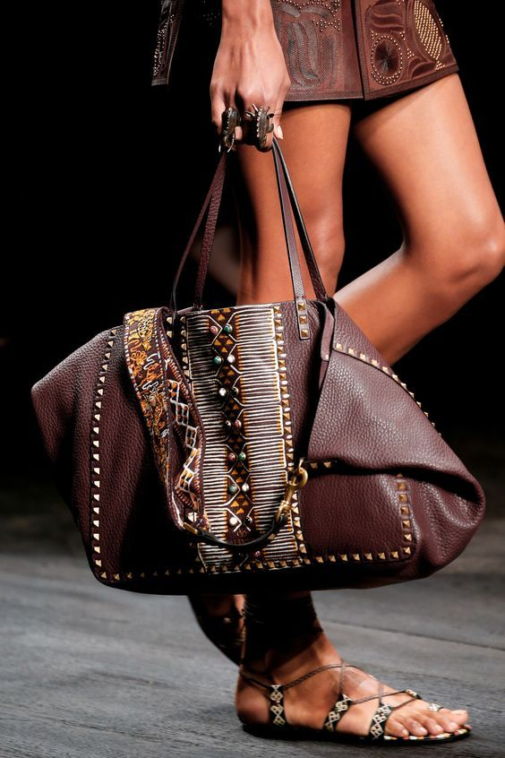 Valentino Luxury Handbags Collection & More Details