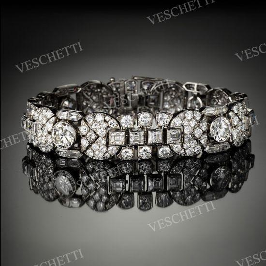 Diamonds bracelet FRERES RUBEL