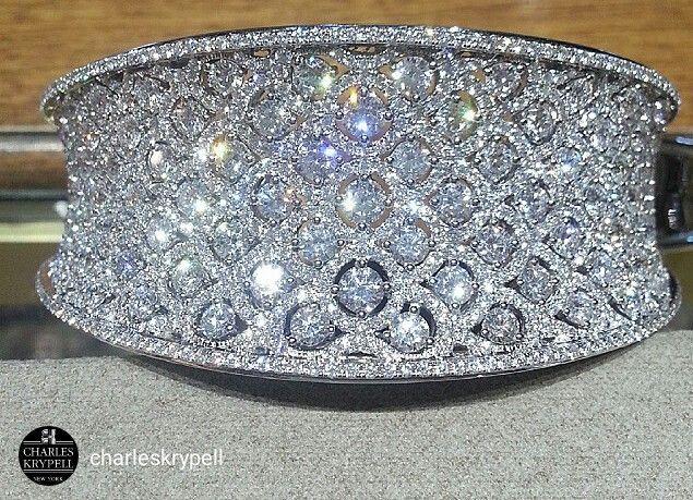 Skrypell #diamond #bracelet...