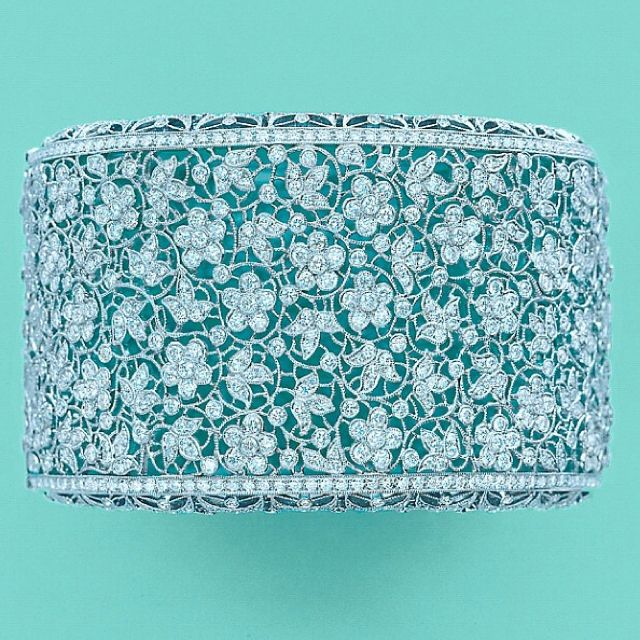 Tiffany & Co. keep seeing it, must need it. ha...