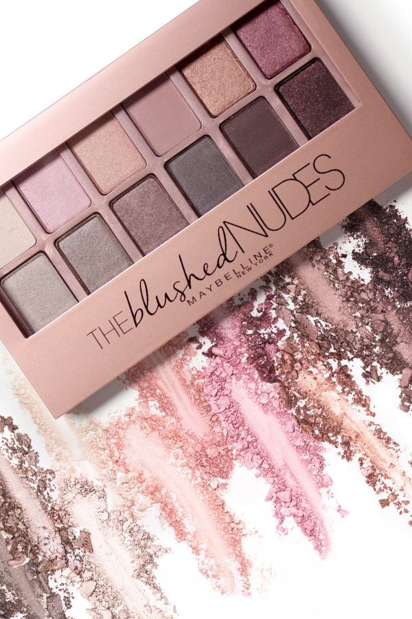 Maybelline New York Expert Wear Shadow Palette, The Blushed Nudes, 0.34 oz - Walmart.com