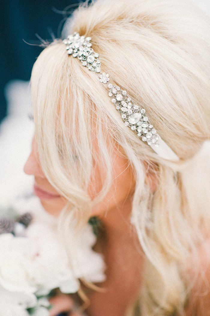Featured Photographer: Lana Ponomarenko; Wedding hairstyle idea....