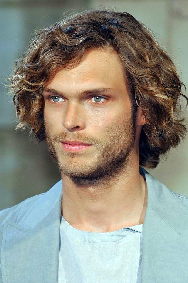 Fashionable Mens Haircuts 50 Curly Wavy Hairstyles Haircut