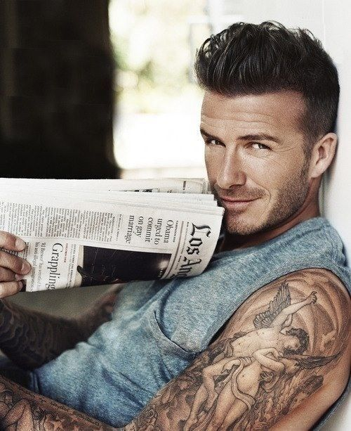 David Beckham has rocked every hairstyle imaginable. We've highlighted the h...
