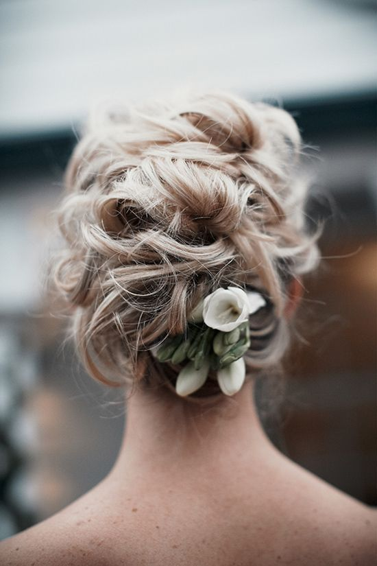Check out our favorite wedding hairstyles, perfect for both short and long hair....