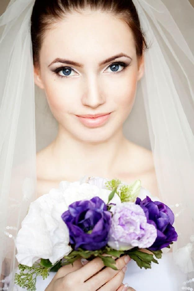 Classic Bride | Wedding Makeup Looks Inspiration For Your Big Day