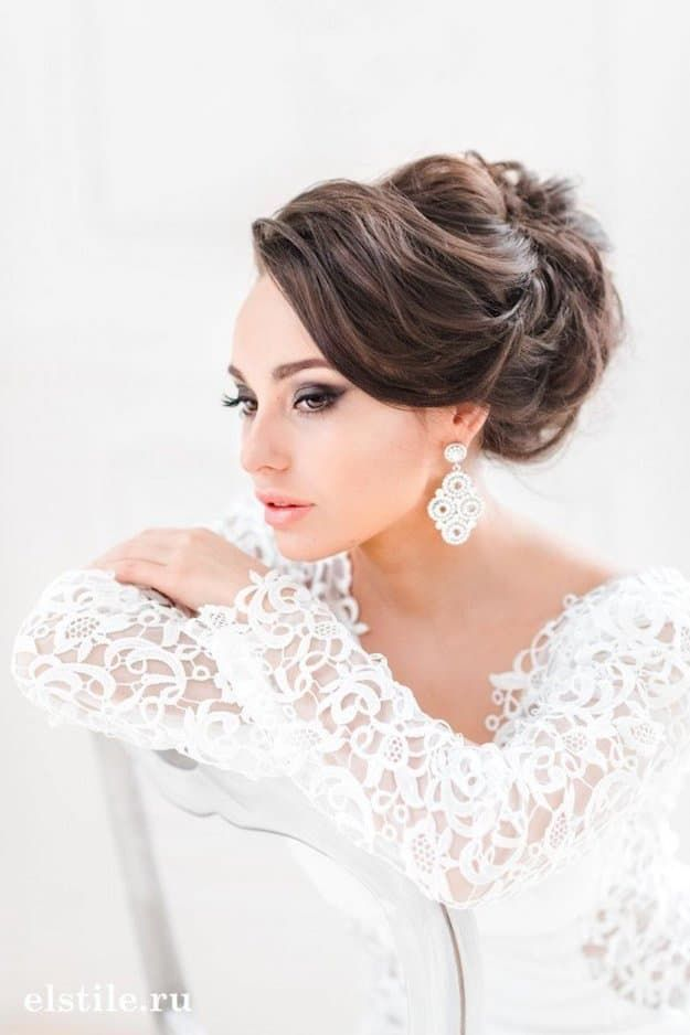 Dramatic Lids   Wedding Makeup Looks Inspiration For Your Big Day...