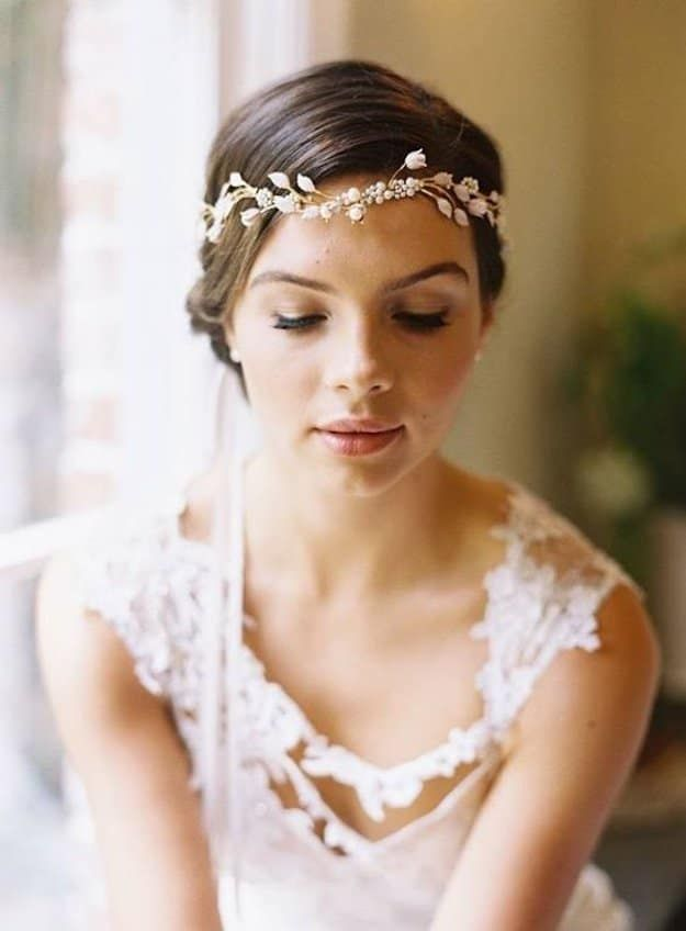 Greek Goddess | Wedding Makeup Looks Inspiration For Your Big Day...