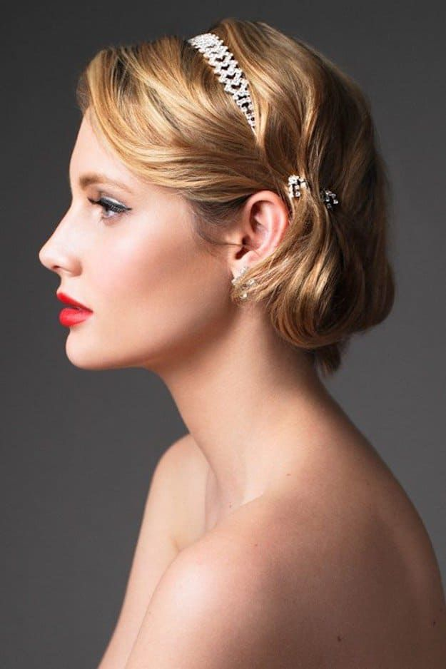 Modern Classic | Wedding Makeup Looks Inspiration For Your Big Day...