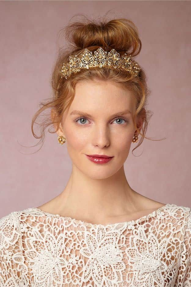 Pearly Polished | Wedding Makeup Looks Inspiration For Your Big Day...
