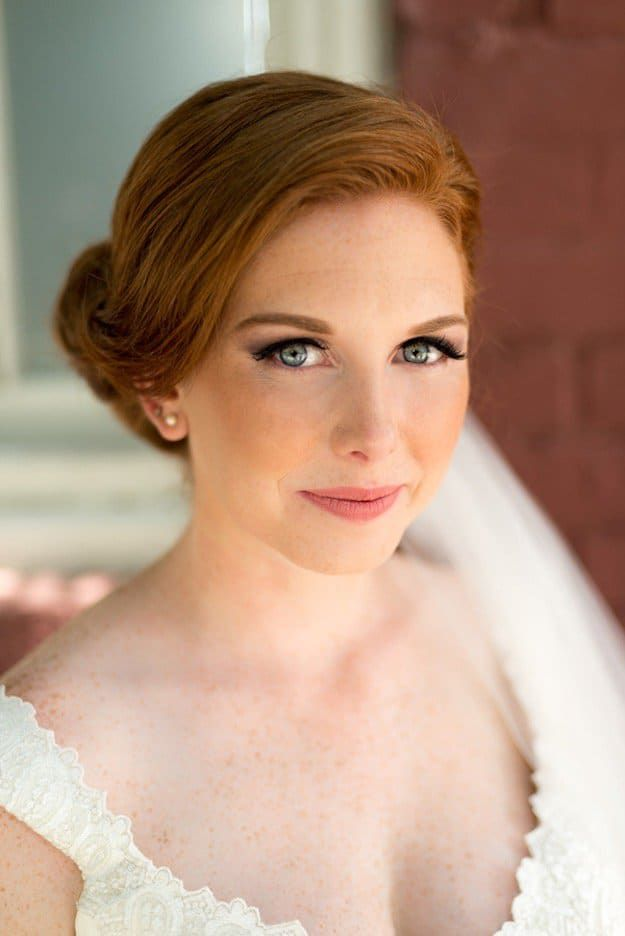 Perfect for Redheads | Wedding Makeup Looks Inspiration For Your Big Day...