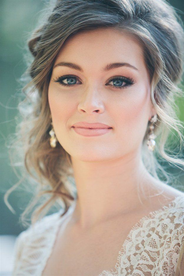 Sweet Contrast | Wedding Makeup Looks Inspiration For Your Big Day...