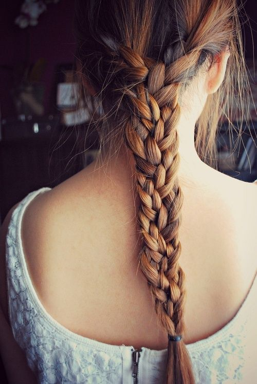 Awesome Braid ♥ I love this ♥ Braid - hair - long braid....