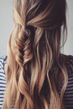 Bold braided hairstyles....