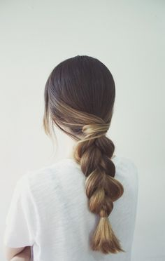 Classic Braid With A Simple Twist...