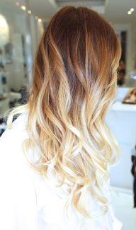 Hair inspiration. Californian hair....