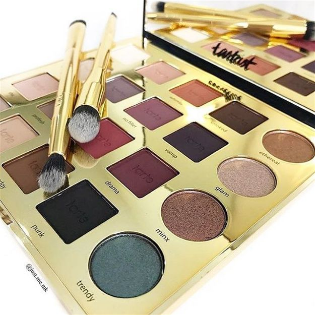 Tarte PRO Amazonian Clay Palette | Amazing High-End Makeup Finds to Own Before 2...