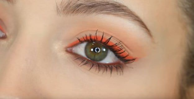 Unexpected Eyeliner | Easy Eye Makeup For Green Eyes | Makeup Tutorials Guide...