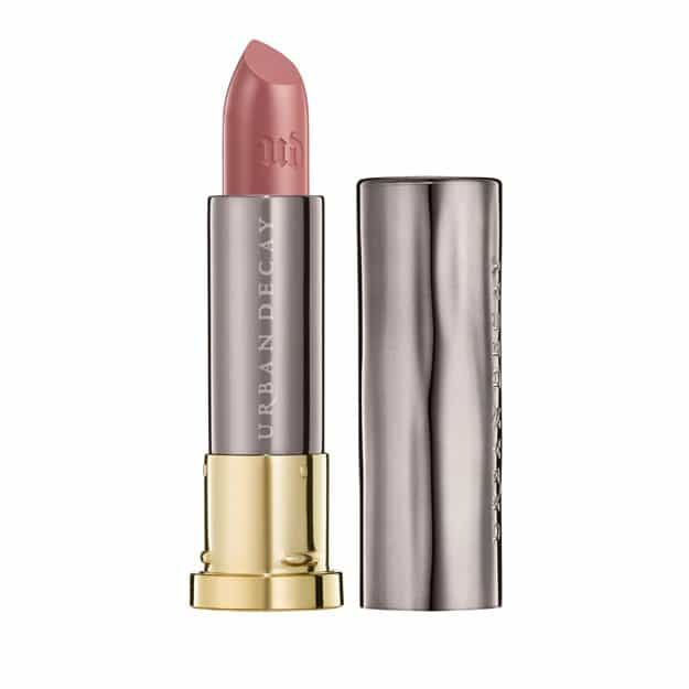 Urban Decay Vice Lipstick in Sheer Liar | 11 Best Nude Lipstick Shades You Can W...