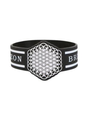 Bring Me The Horizon Sempiternal Rubber Bracelet | Hot Topic