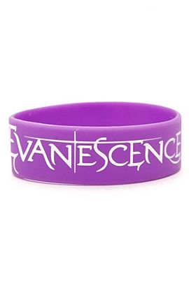 Rubber Bracelets   MUSIC ACCESSORIES   Music evanescence  - own it...