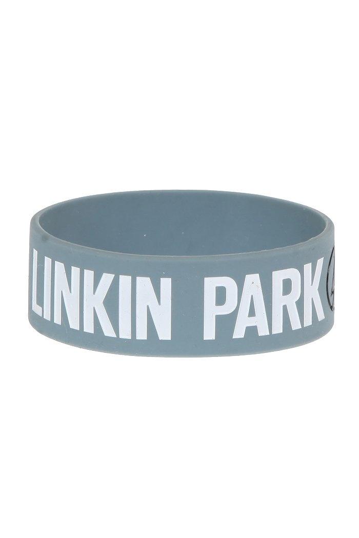 Rubber Bracelets For Mens Linkin Park Living Things