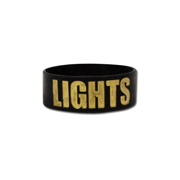 NEW! LIGHTS Wristband! - Kill The 8 Worldwide Store