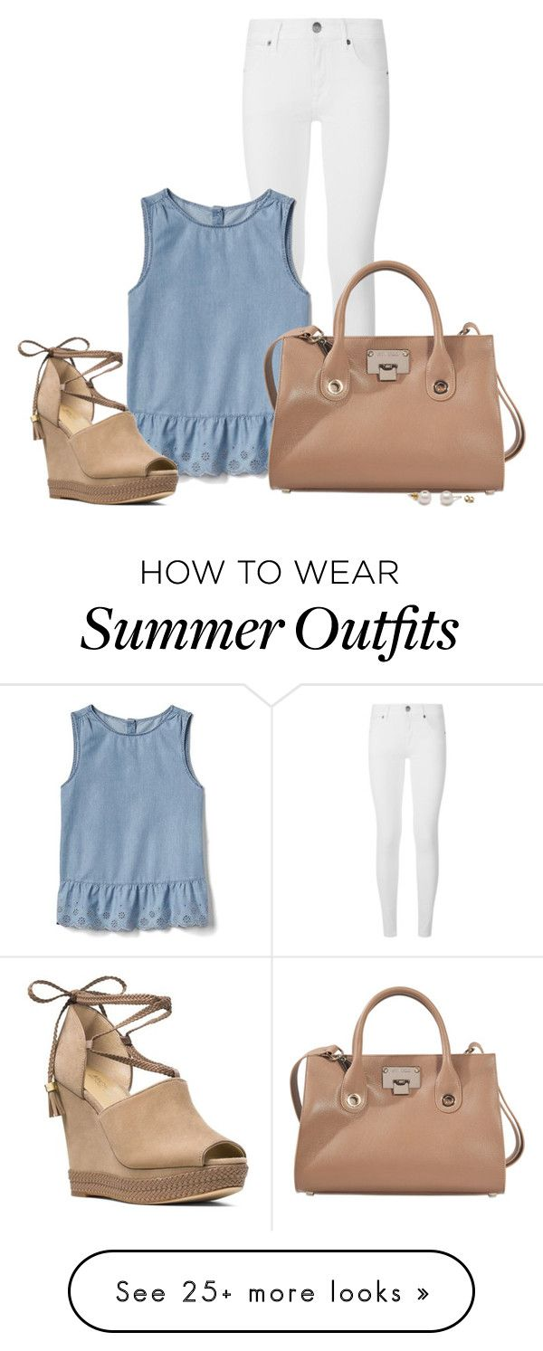 """""""Simple summer outfit"""" by kingsamuel on Polyvore featuring Burberry, G..."""