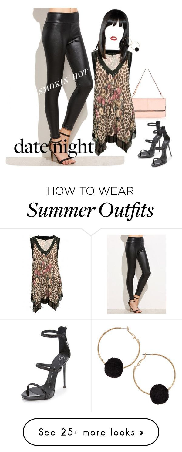 """Smokin' Hot: Summer Date Night"" by neicy-i on Polyvore featuring ..."