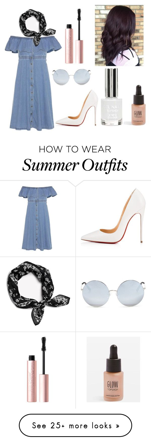 """""""Summer outfit"""" by daniela7775 on Polyvore featuring Tommy Hilfiger, C..."""