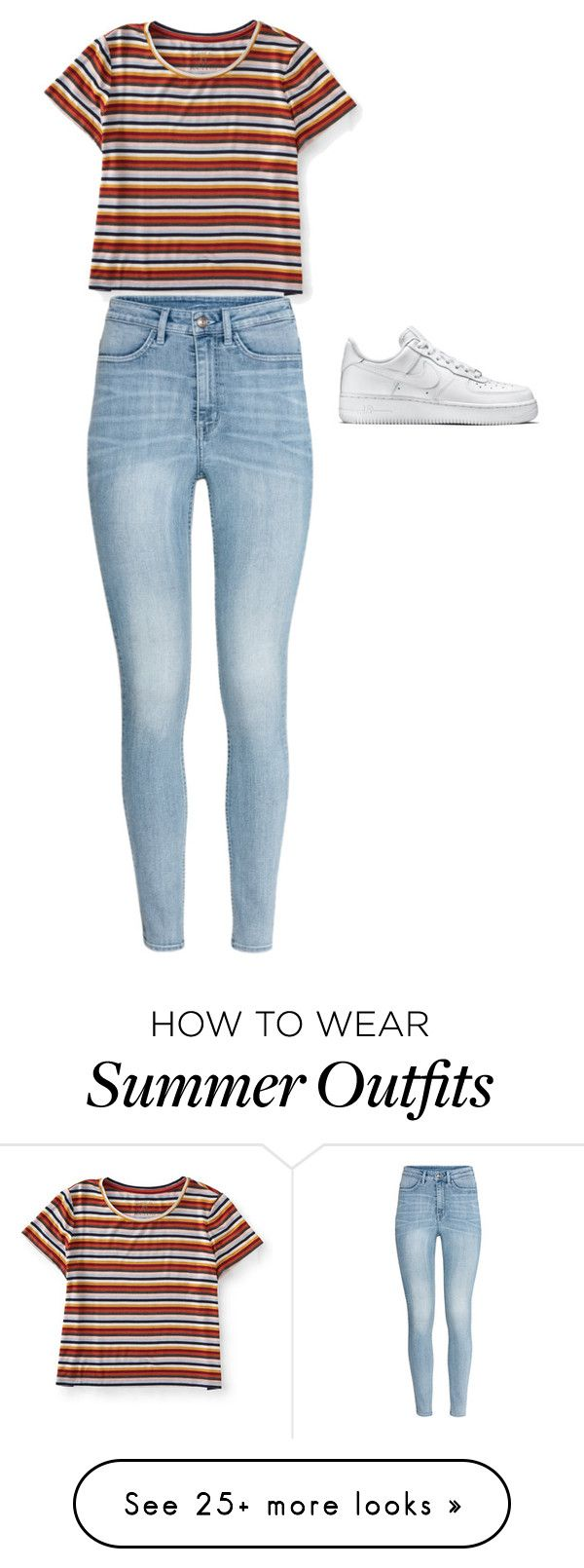 """""""Summer outfit"""" by ginger250211 on Polyvore featuring Aéropostale a..."""