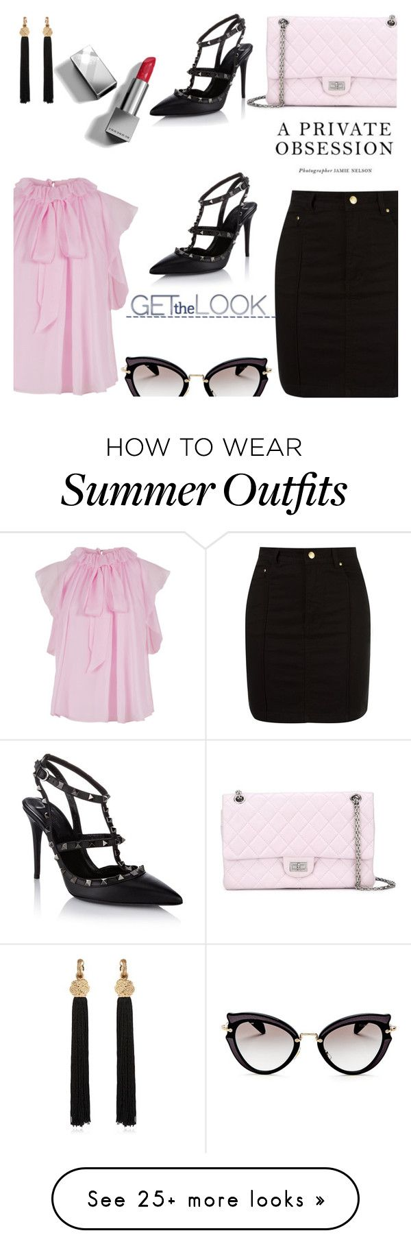 """Summer Workwear"" by loveislikeasong on Polyvore featuring Temperley L..."