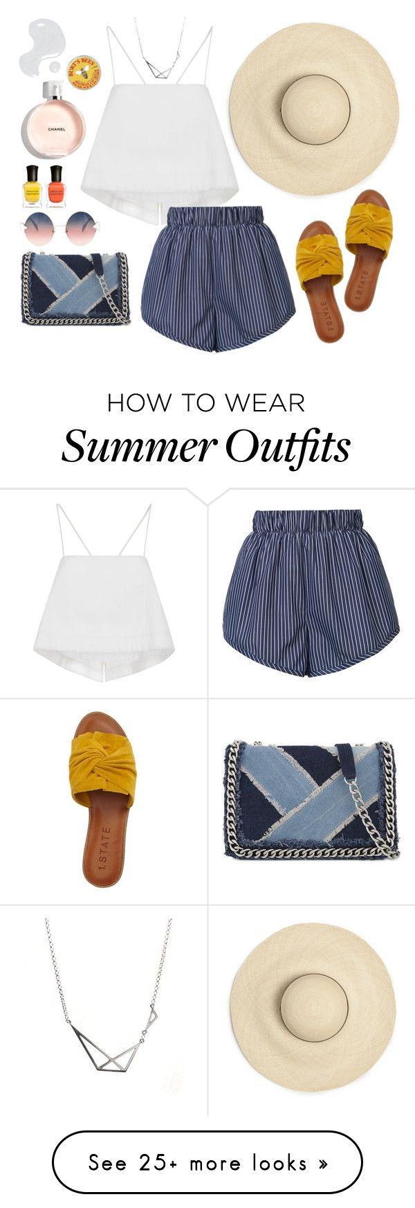 """""""Summertime Madness: SHORTS"""" by silverheartwood on Polyvore featuring ..."""