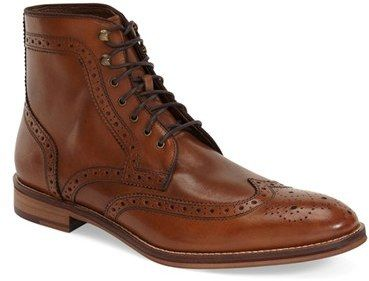 Men's Johnston & Murphy 'Conard' Wingtip Boot...