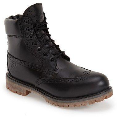 Timberland Brogue Boot (Men)...