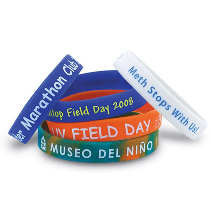 Trendy Silicone Wristband Cheap Personalized Scented