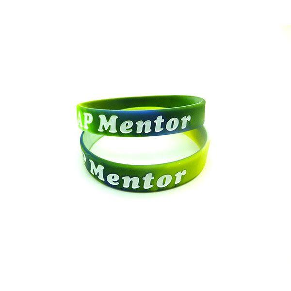 Funny Eco-friendly silicone rubber wristbands  #swirlsiliconewristband #smartsil...