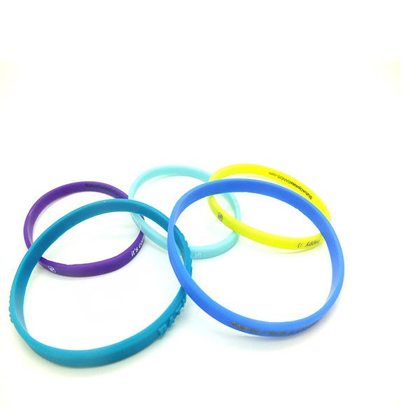 Hot sell new  material silicone wristband #siliconewristbandforwholesale #Best-s...