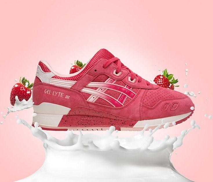 "Asics Gel Lyte III ""Strawberries & Cream"""