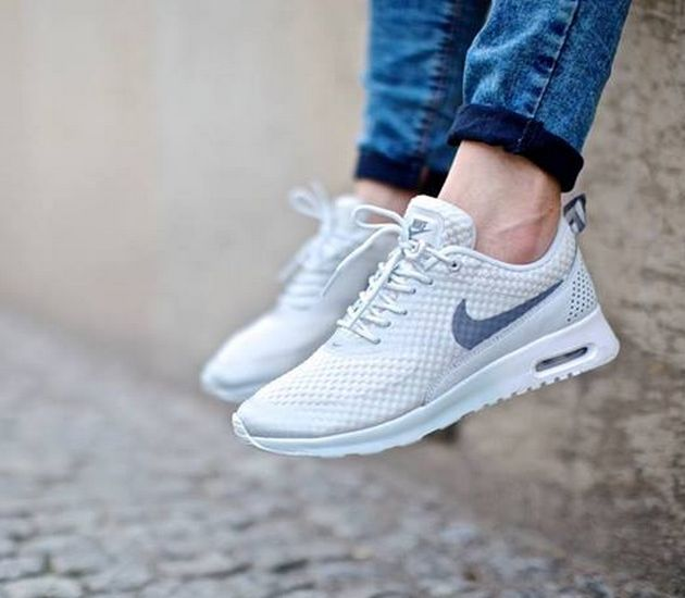 Womens Blue Nike Active Shoes