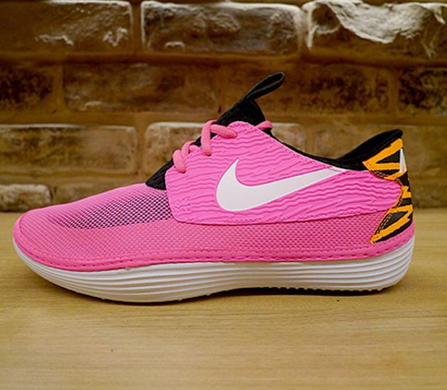 Nike Solarsoft Moccasin – Pink Flash