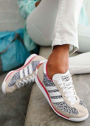 Adidas Originals SL 72 W Trainers | The Fashion Setter