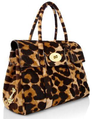 Animal Print , Luxury Handbags Collection...