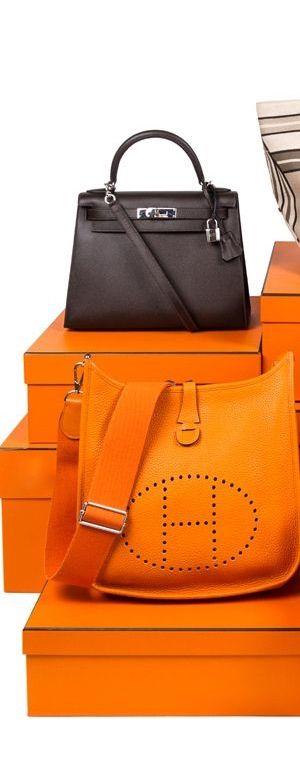 Hermès Luxury Handbags Collection & More Details...