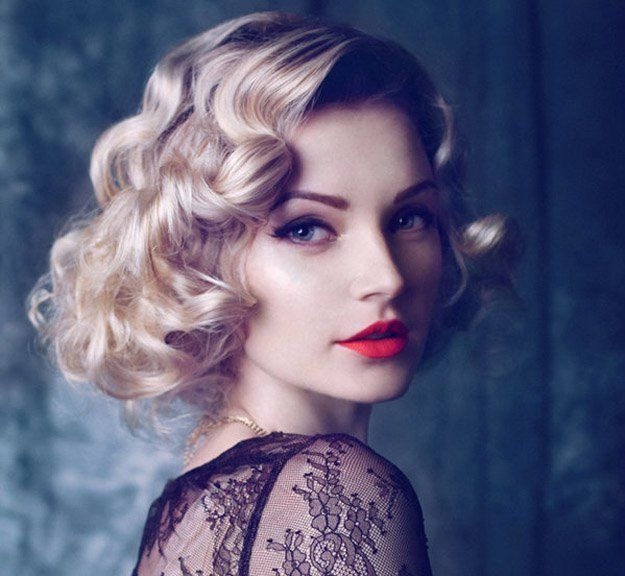 Classic Vintage | 24 Perfect Prom Hairstyles | Makeup Tutorials Guide...