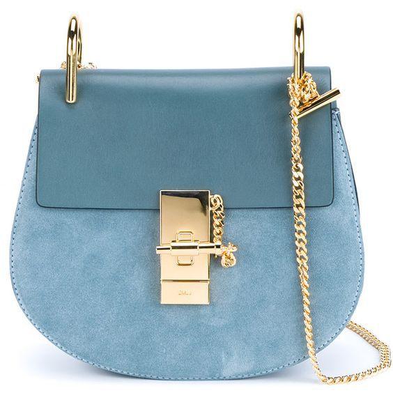 Chloe Drew Handbags Collection & More Luxury Details...