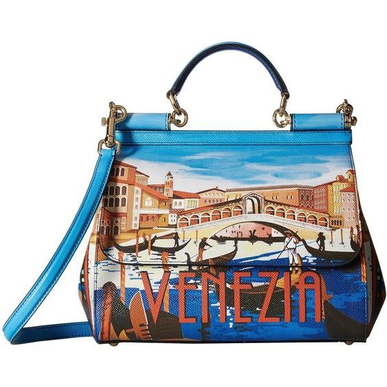 Dolce & Gabbana Luxury Bags Collection & More Details at Luxury & Vi...
